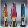 Mathmos lava lamps - 60s