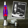 Mathmos Astrobaby lava lamp - Made in Britain