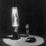 Mathmos Astrobaby lava lamp - vintage